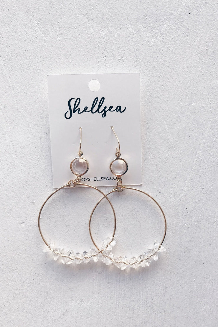 Fittingly Fancy Earrings