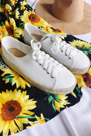 Your Beautiful Sole Sneakers White