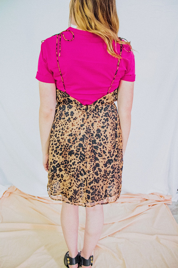 Wild Life Leopard Dress - Shellsea