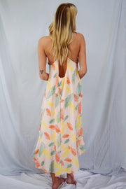 Tropical Breeze Midi Dress