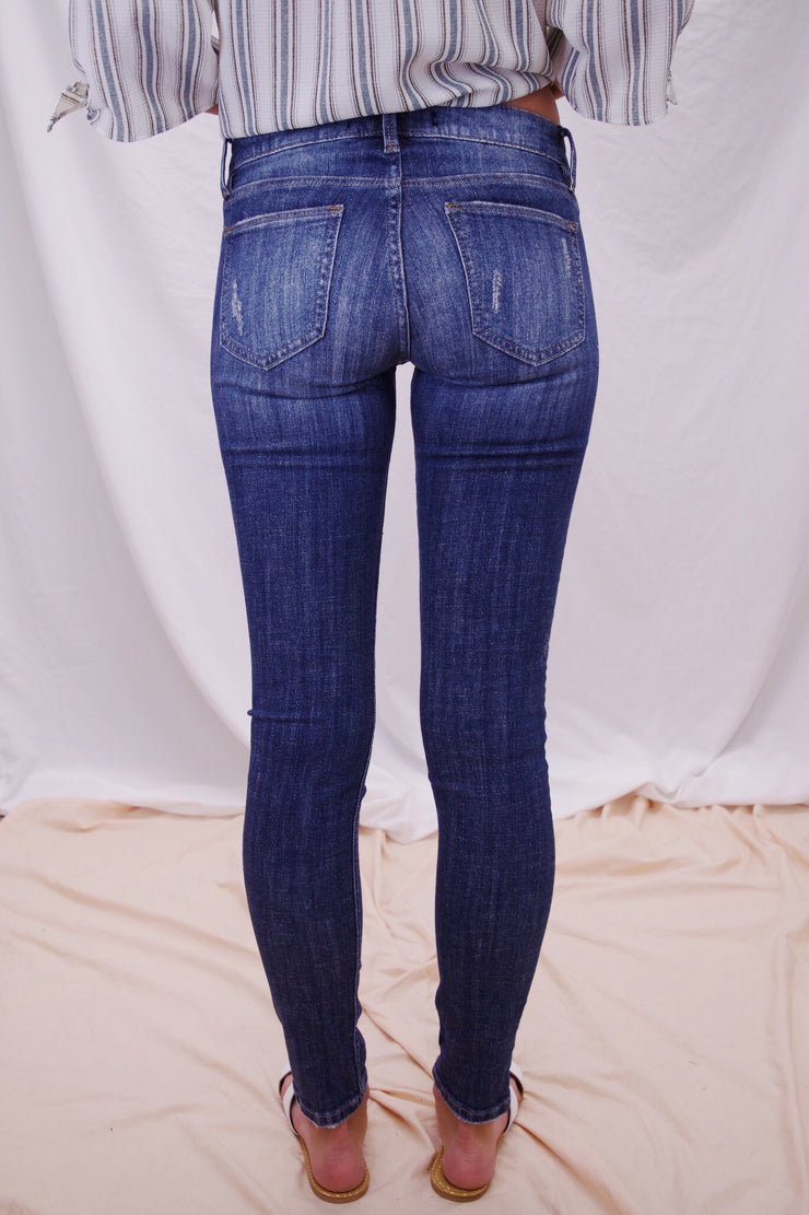 Maxwell Low Rise Jeans