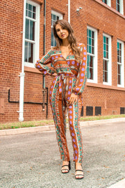 Lost In The City Jumpsuit