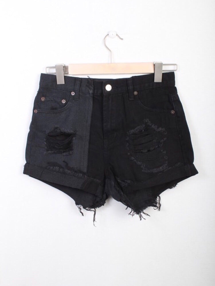 Double Trouble Shorts - Shellsea