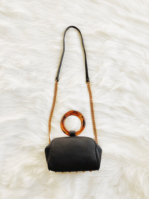 Running In Circles Shoulder Bag
