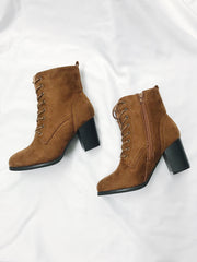 Born This Suede Shoes Tan - Shellsea