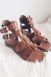 There Chic Goes Sandals