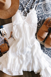 Any Sway You Want Dress Ivory