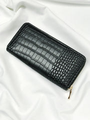 Later Alligator Skin Wallet