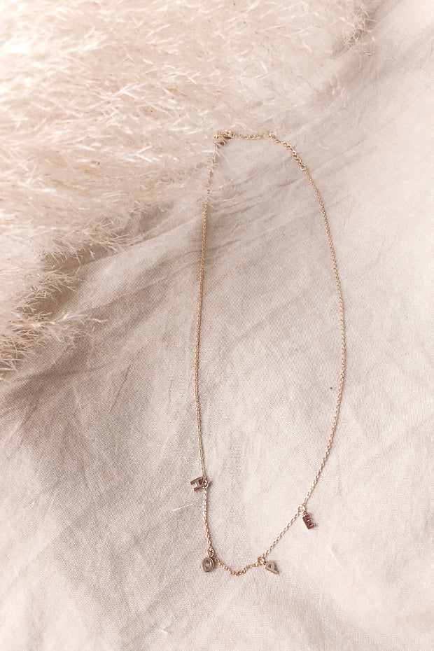 Dainty HOPE Necklace
