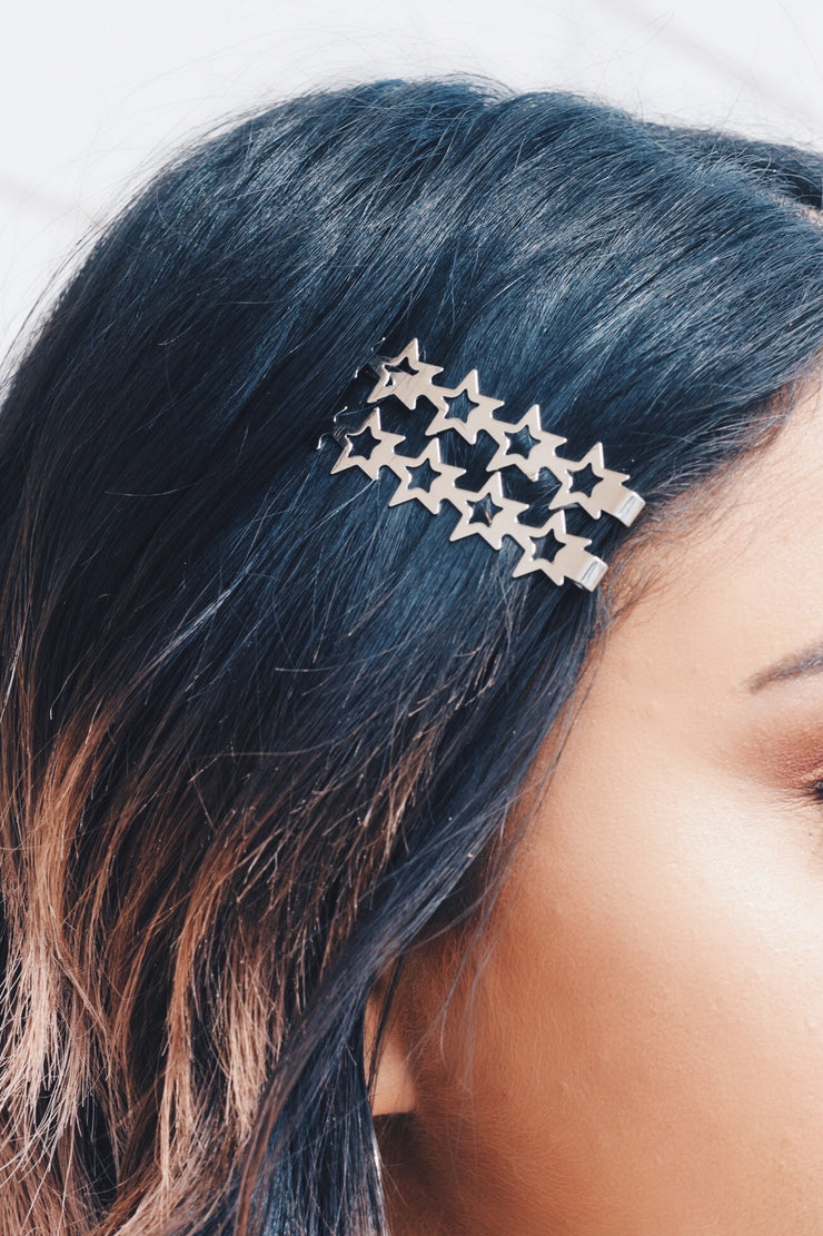 Starry Eyed Hair Pins