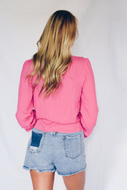 All Summer Long Top Pink - Shellsea