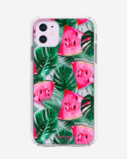 Quench Watermelon iPhone Case