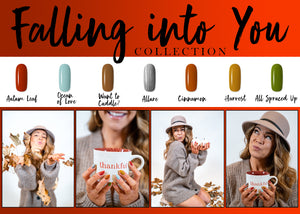 """Falling Into You"" Collection By Britnie Sue (LAUNCH DATE: 11/04 10:00 am MST)"