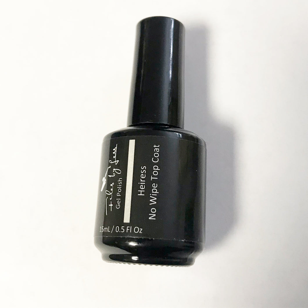 Heiress No-wipe Top coat
