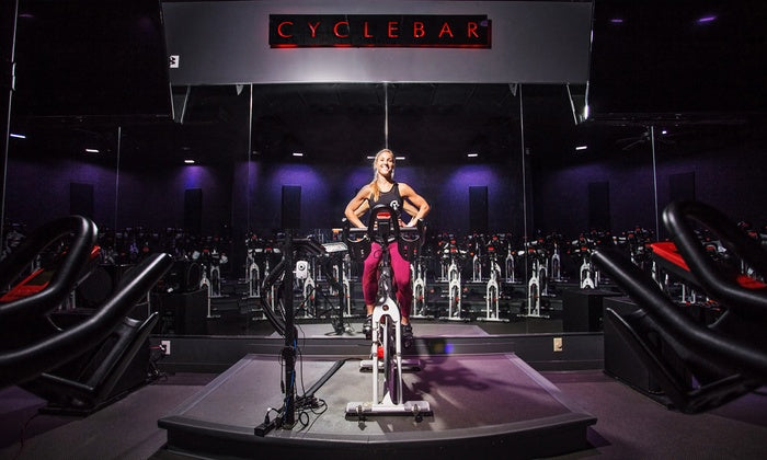 Cycle Bar Cycling Classes - Trying other classes besides Lifting