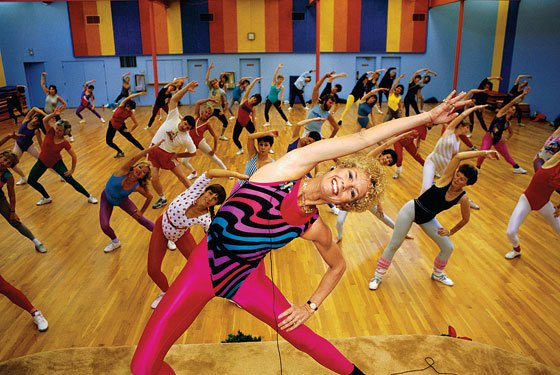 Jazzercise is still cool.