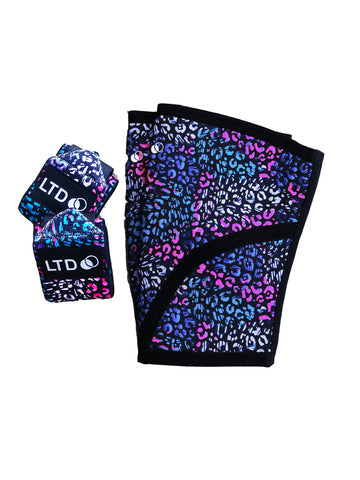 Wild Thing Knee Sleeves + Wrist Wraps Bundle