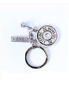 Barbell Plate Keychain [Customizable]