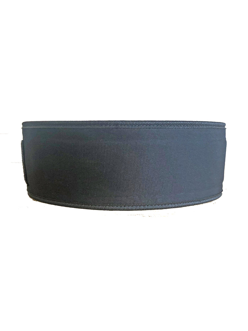 Back in Black Customizable Belt