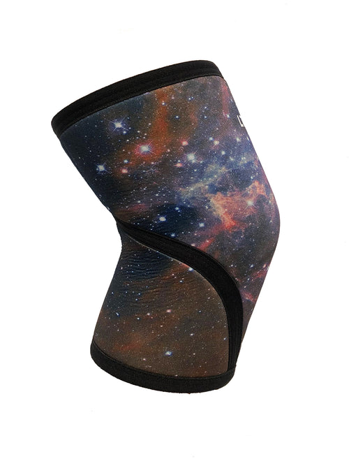 Last One - Galaxy Knee Sleeves