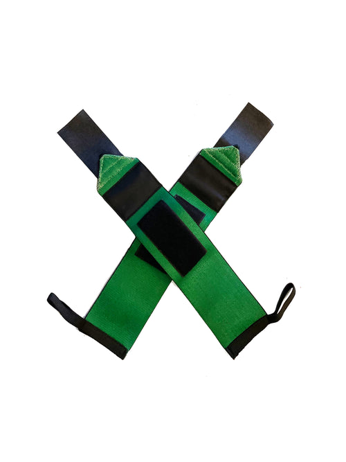 Green Machine Customizable Wraps
