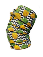 Pineapple Express Knee Wraps