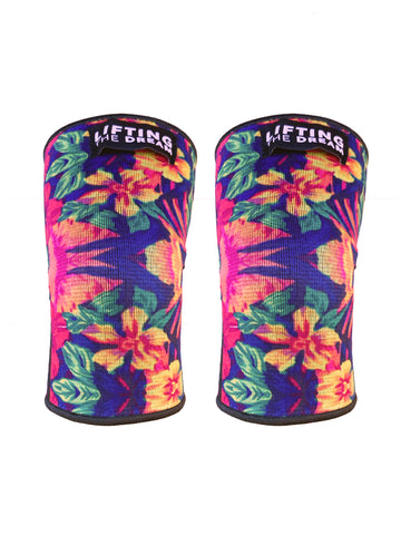 Hibiskiss Single Ply Polyester Knee Sleeves