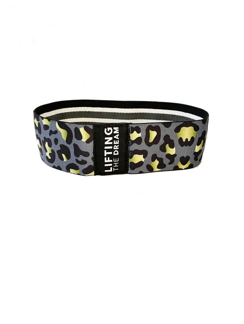 Lucky Leopard Glute Band