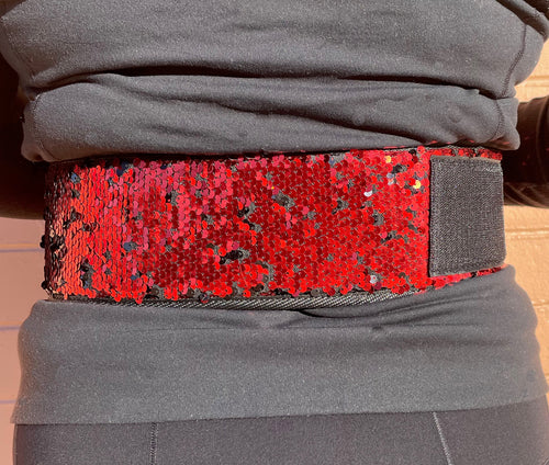 "Night Rouge 4"" Belt"