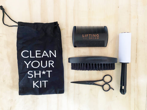 Clean Your Sh*t Kit