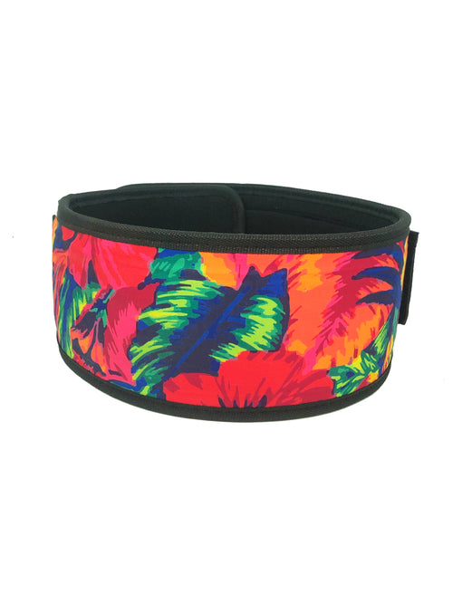 Hibiskiss Weightlifting Belt