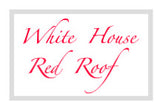 white house red roof