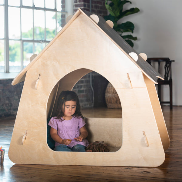 playhouse for playroom