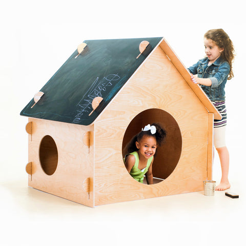 Chalkboard Playhouse - Large