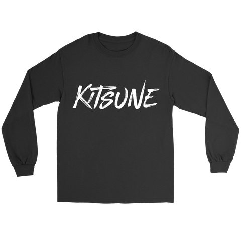 Kitsune Logo Long Sleeve