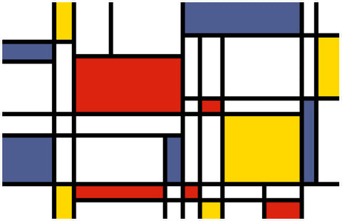 Squares: By Artist Mark Watts