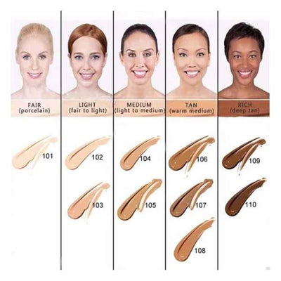 Phoera™ Flawless Matte Liquid Foundation