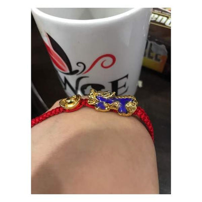 Color Changing Piyao Lucky Bracelet