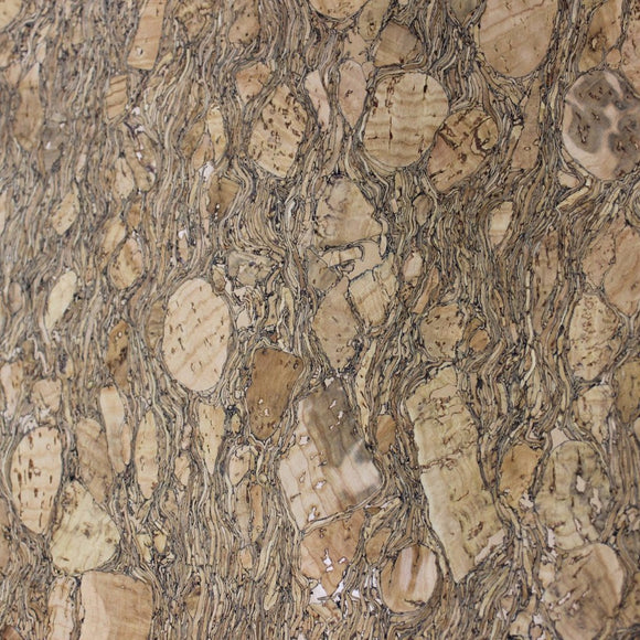 Root Natural Cork Fabric
