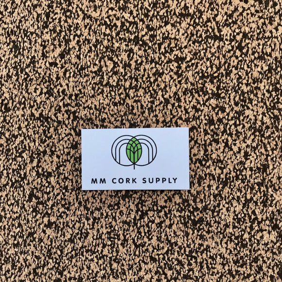 Natural in Grain style Cork Fabric