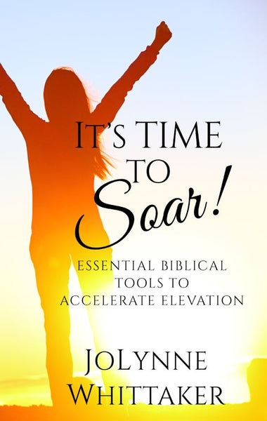 IT'S TIME TO SOAR!