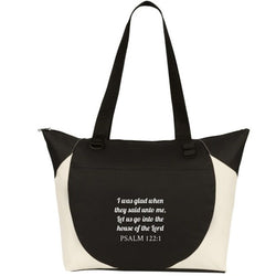 Psalm 122 Tote Bag