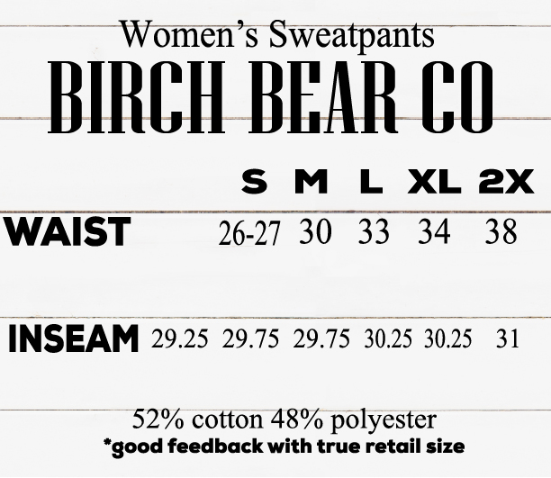 Mama Graphic Women's Soft Washed Sweatpants - BirchBearCo