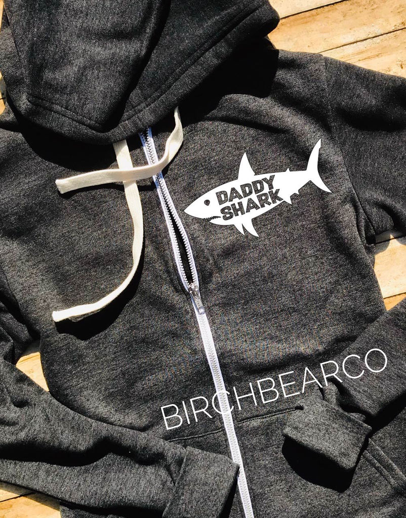 Daddy Shark Zip - BirchBearCo