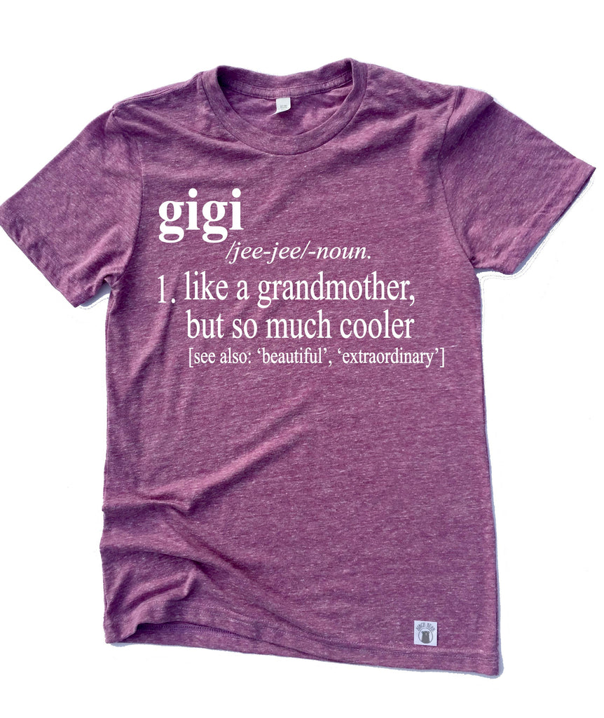 Gigi Definition - BirchBearCo