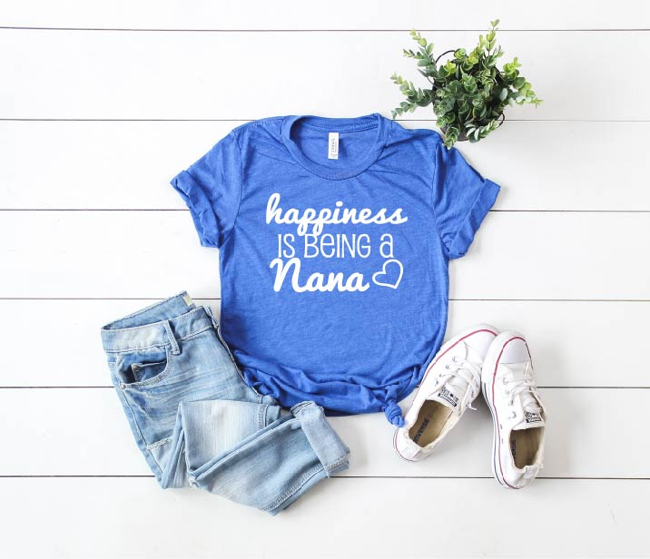 Happiness Is Being A Nana - BirchBearCo