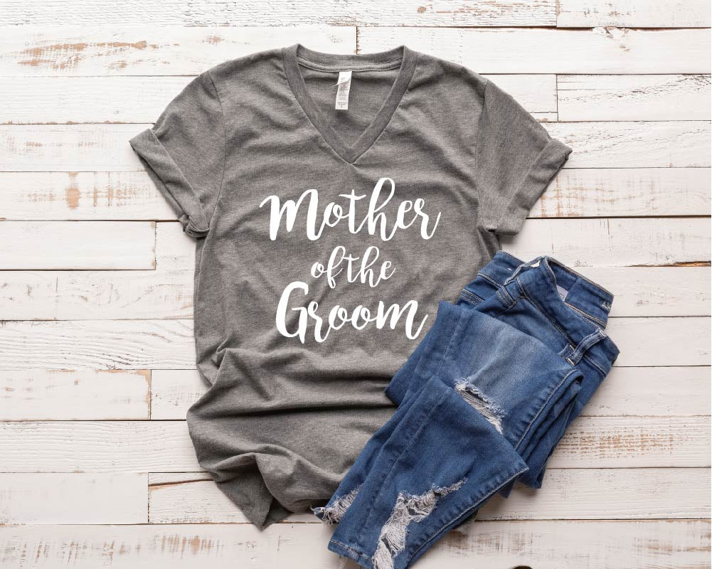 Mother Of The Groom Shirt - BirchBearCo
