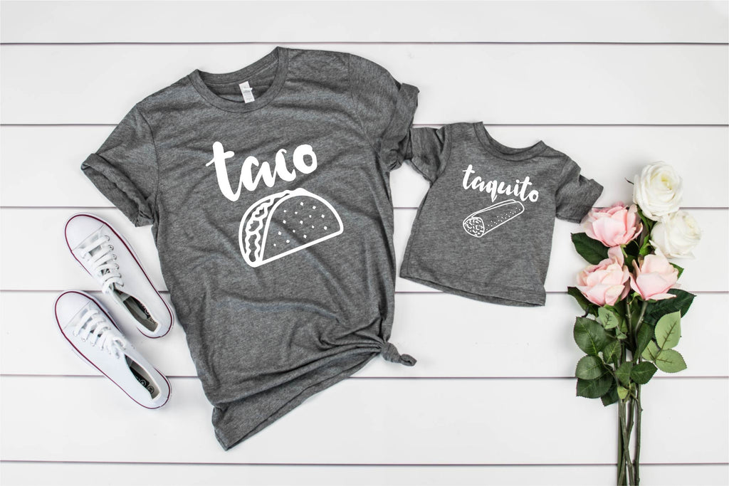 Mommy and Me - Taco Tequito Collection - BirchBearCo