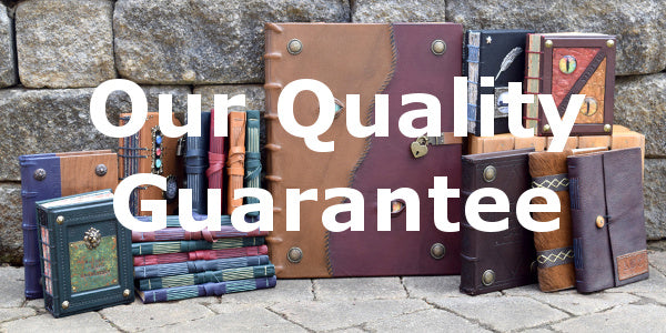 Our quality guarantee: the finest materials and techniques