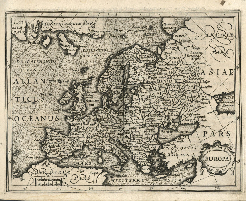 Historical maps from the Renaissance – Page 2 – ArteOfTheBooke on